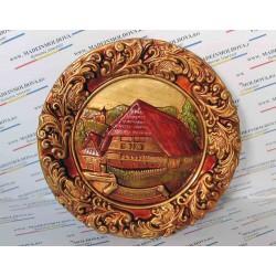 Medalion casa Maramures