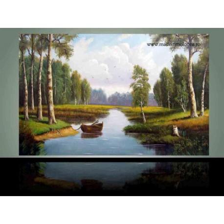 Peisaj din delta