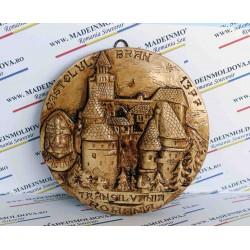Medalion Bran Tepes