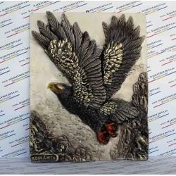 Vultur in zbor